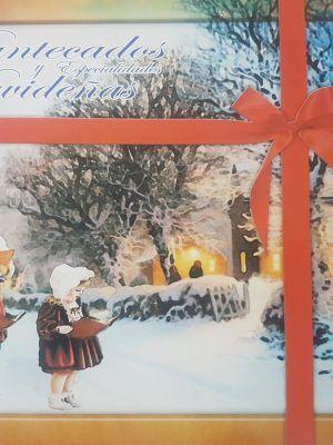 Surtido de Dulces de Navidad